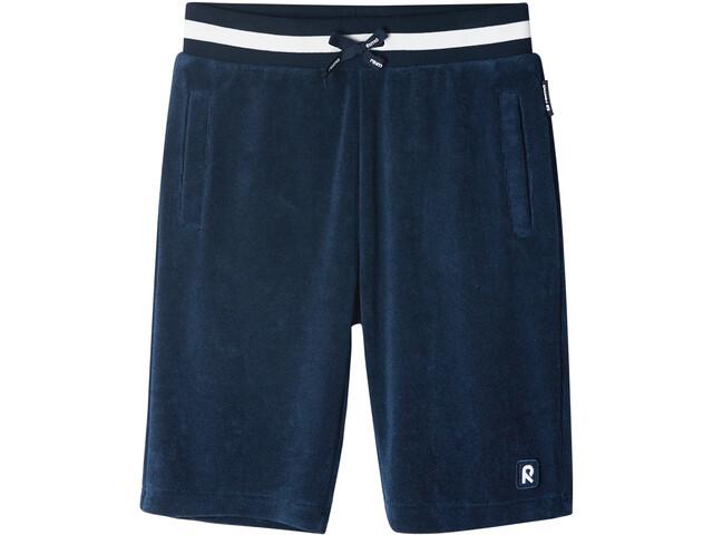 Reima Rennosti Shorts Boys, navy